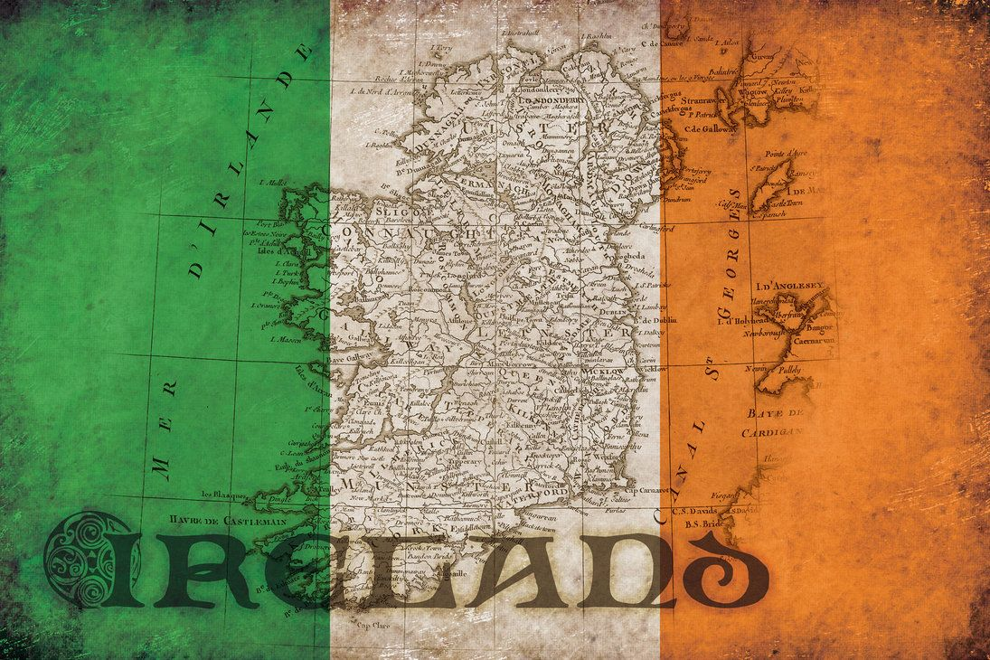 Images For Irish American Flag Wallpaper Ireland Irish 1095x730