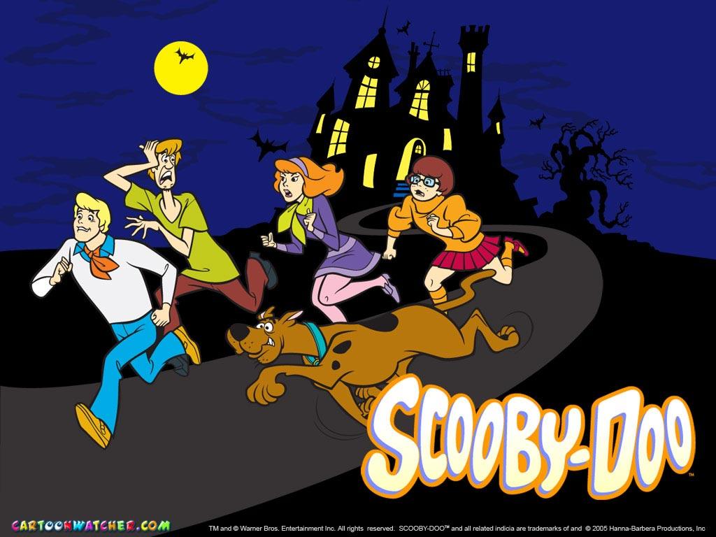 scooby doo   Scooby Doo wallpaper 25191406   fanpop 1024x768