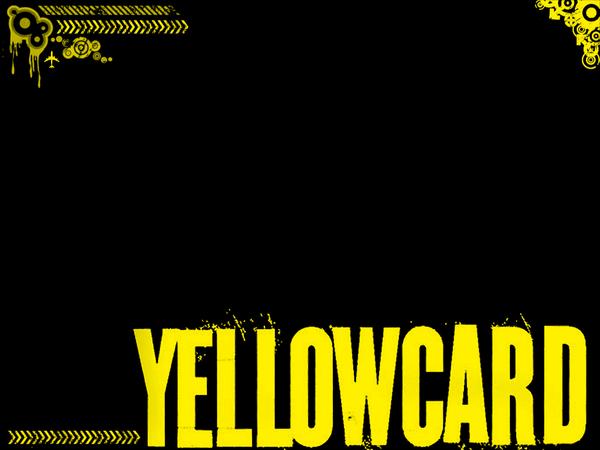 Yellowcard Wallpaper by Cookiestew9 on deviantART 600x450