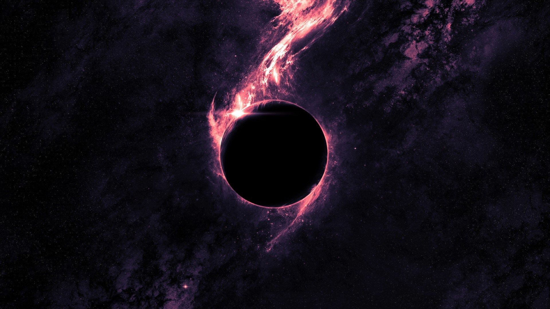 Black Hole Wallpapers   Top Black Hole Backgrounds 1920x1080