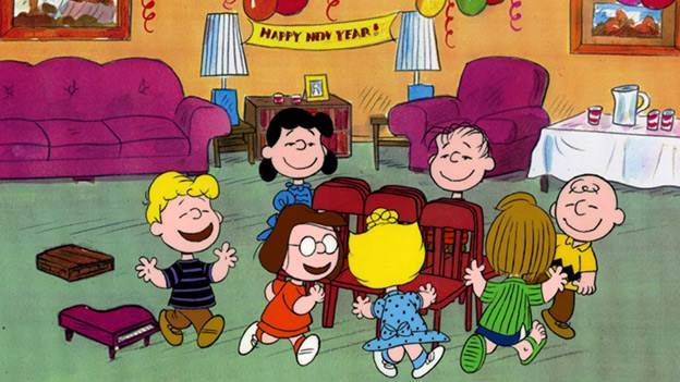 Peanuts New Year Wallpapers HD Wallpapers Backgrounds 624x351