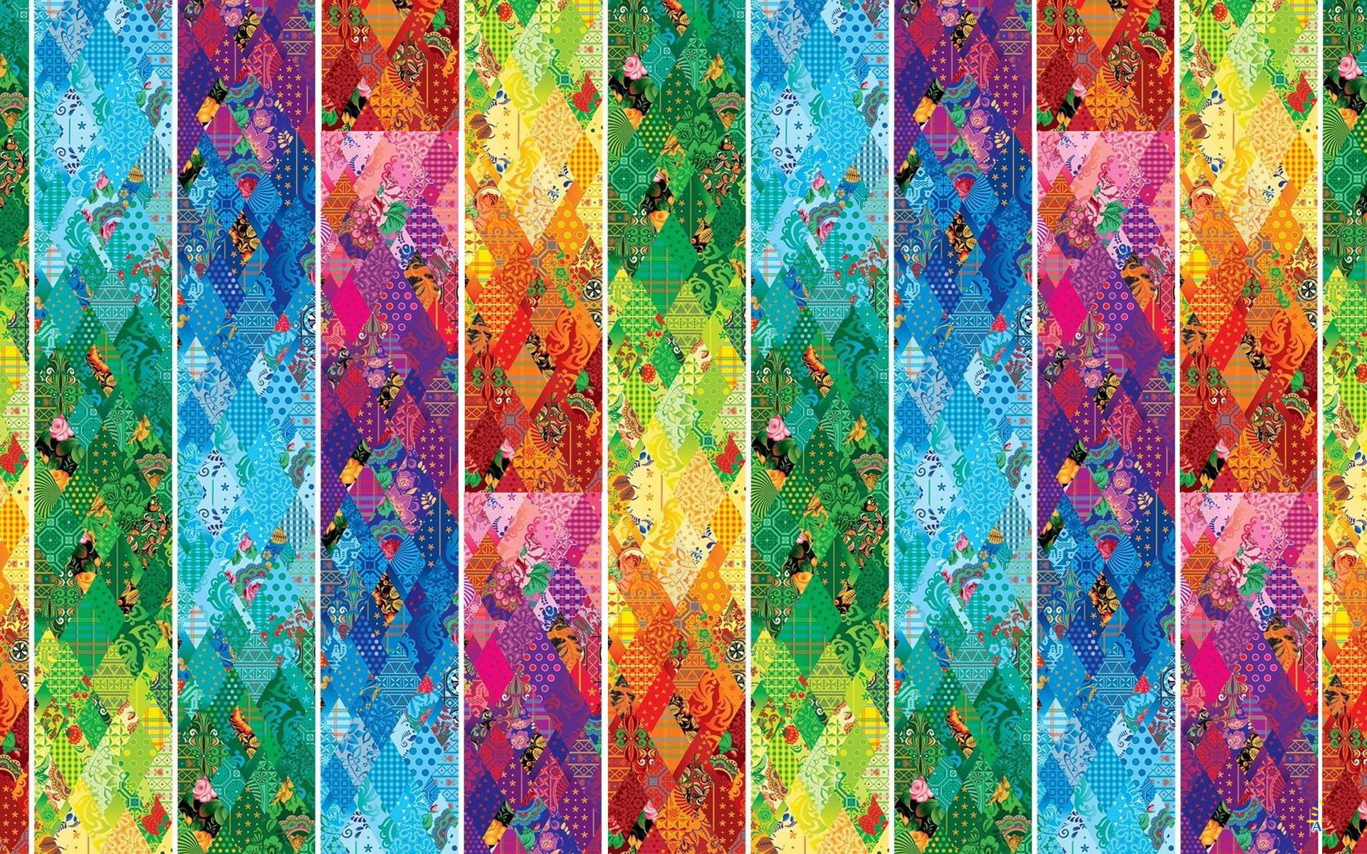 Wallpaper olympics patchwork quilt sochi 2014 desktop wallpaper 1920x1200