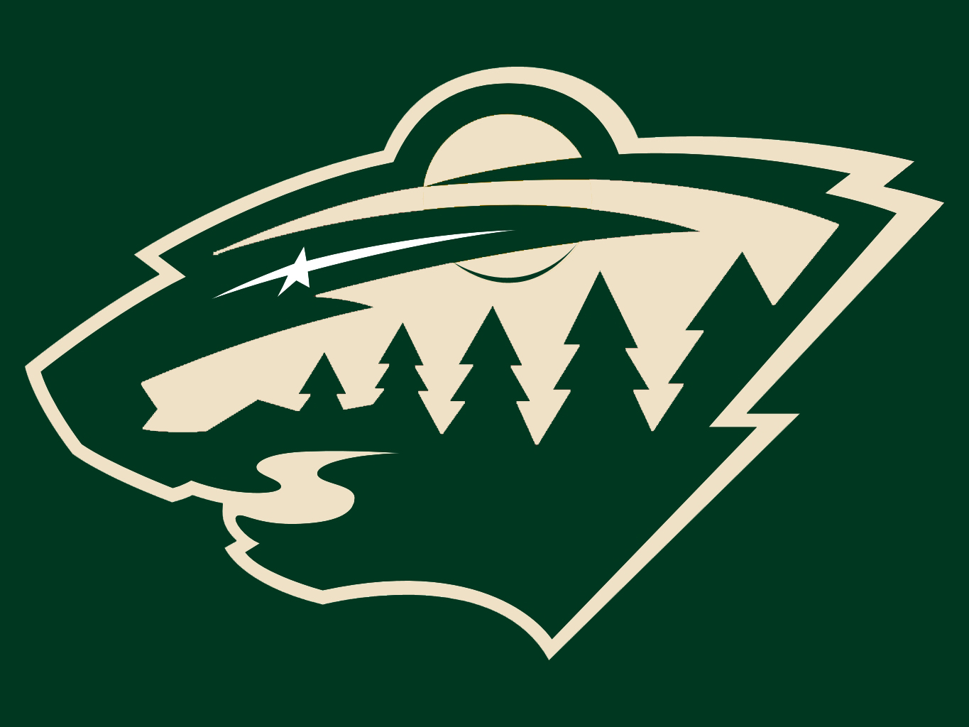 Minnesota wild hd wallpapers wallpapersafari - Minnesota wild logo ...