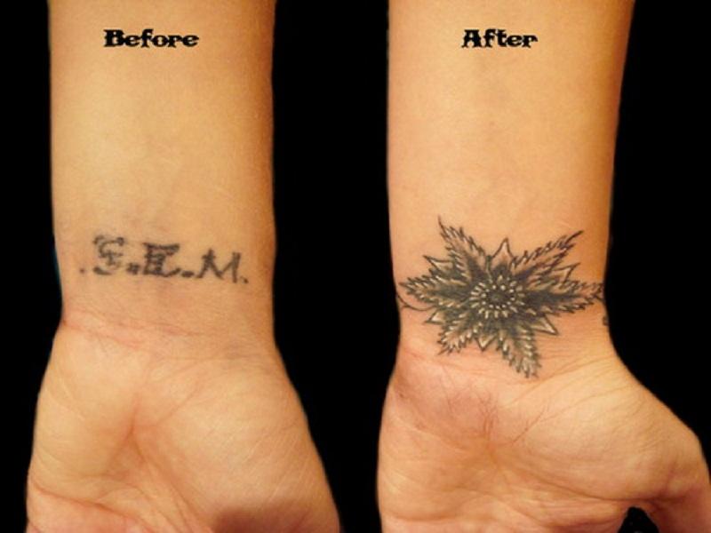 cover up tattoo ideas 62 Cover Up Tattoo Ideas 800x600