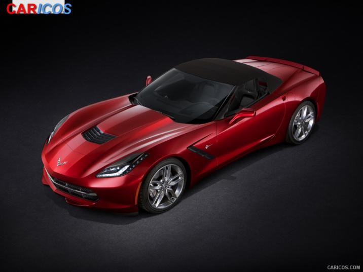Corvette Stingray Convertible   Front HD Wallpaper 18 1920x1080 716x537