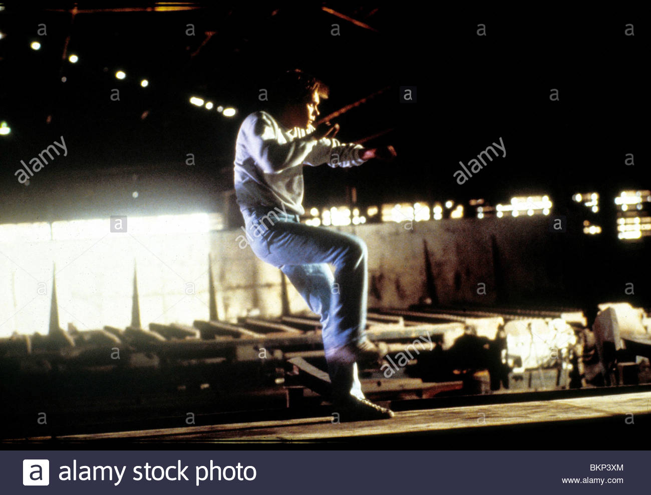 Footloose Film Still Kevin Bacon Stock Photos Footloose Film 1300x990