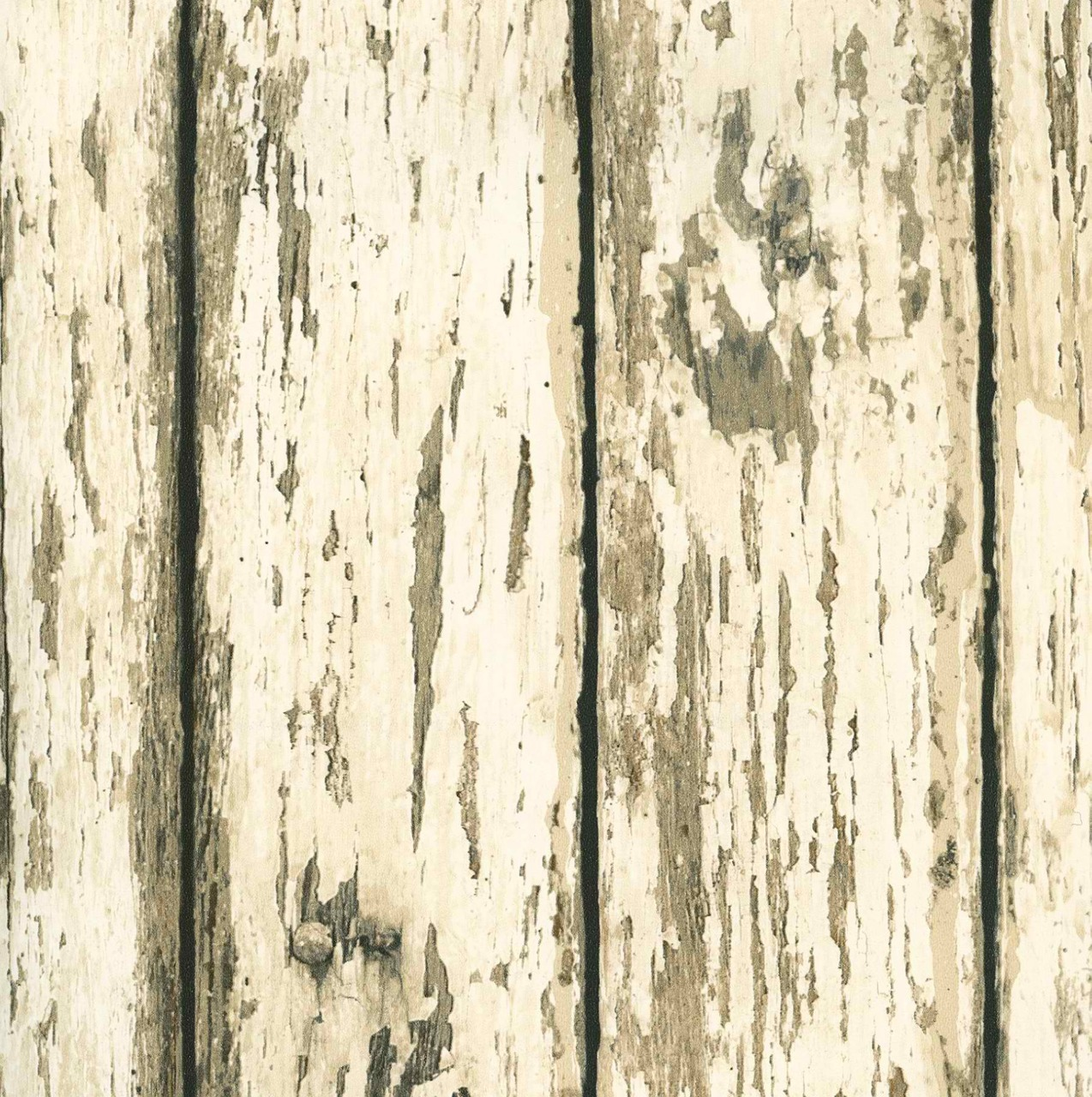 Wallpaper Outdoors Off White HTM13282 Weathered Wood Wallpaper 1274x1280