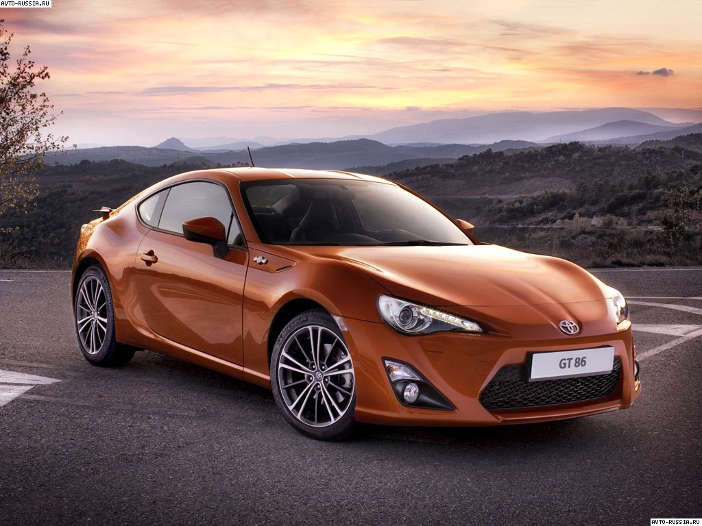 Toyota Gt86 Wallpapers HD Download 1024x768