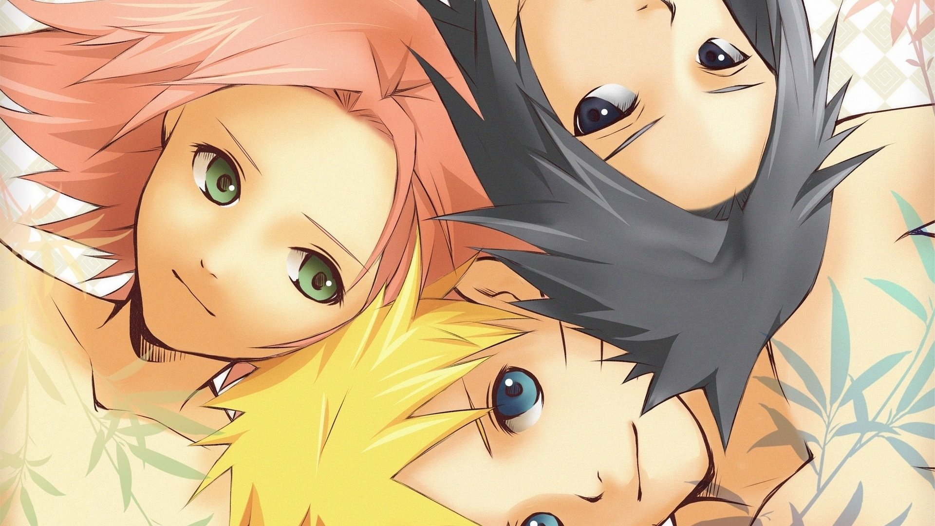 Cute anime wallpaper 1920x1080 wallpapersafari - Anime face wallpaper ...
