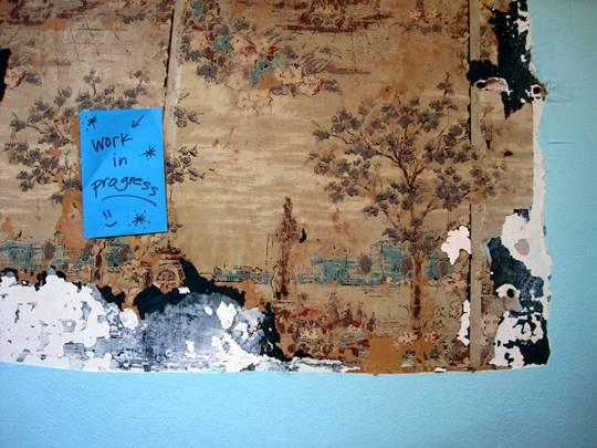 How To Remove Old Heavy Wallpaper For Homeowners And Do It Yourselfers 540x405