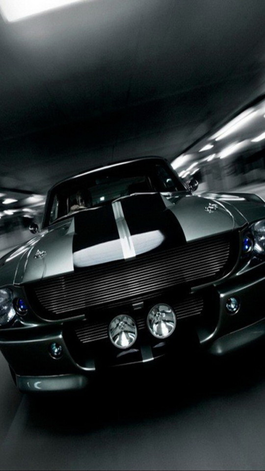2014 Ford Mustang Shelby GT 500 Wallpaper IPhone Wallpapers 540x960