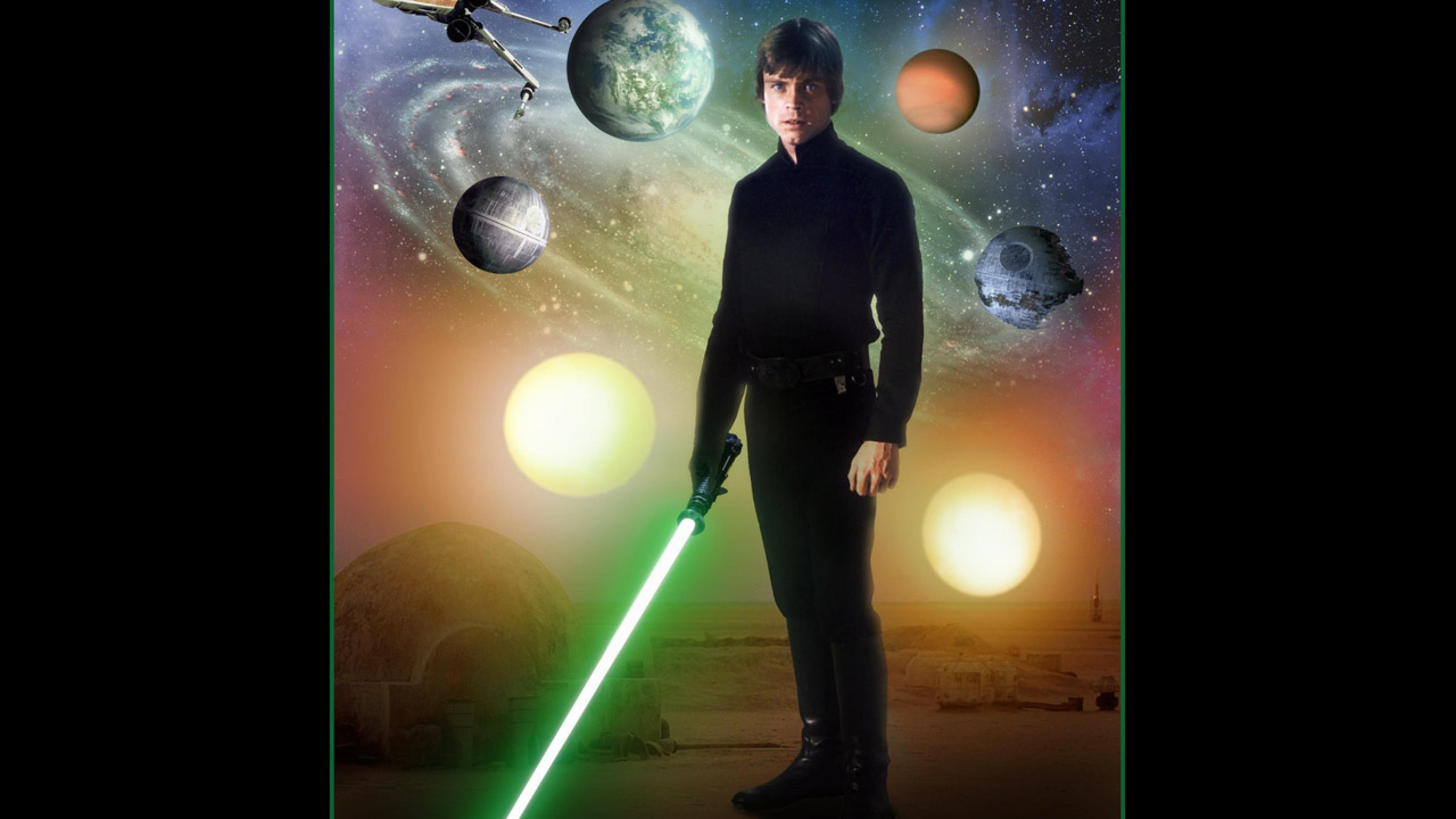 Free Download Luke Skywalker Star Wars Ultra Or Dual High