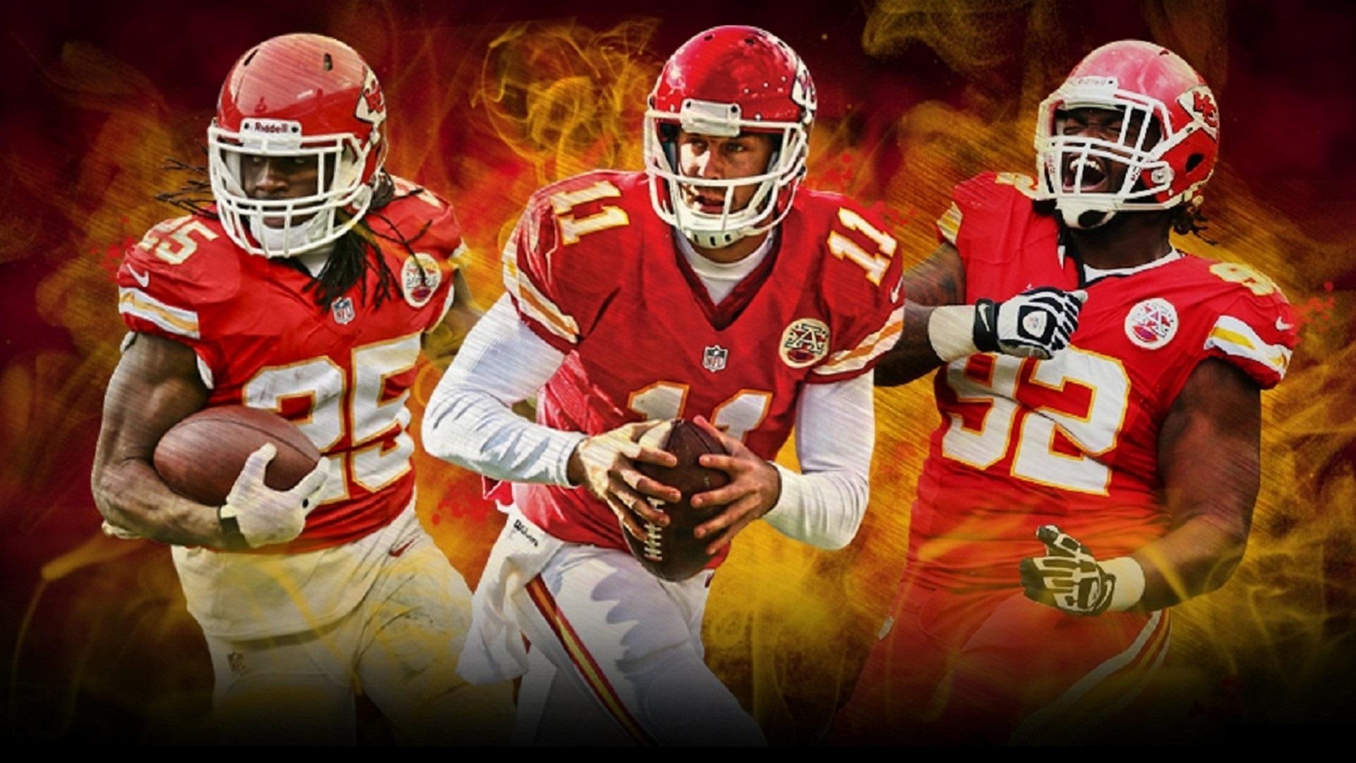Wallpaper Desktop Kansas City Chiefs HD 2020 NFL Football Wallpapers 1920x1080