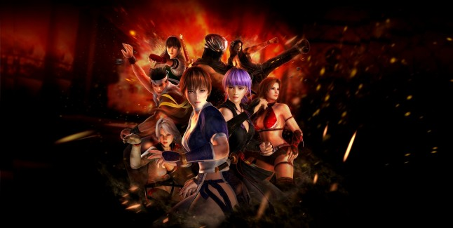 Dead or Alive 5 Wallpaper HD 646x325