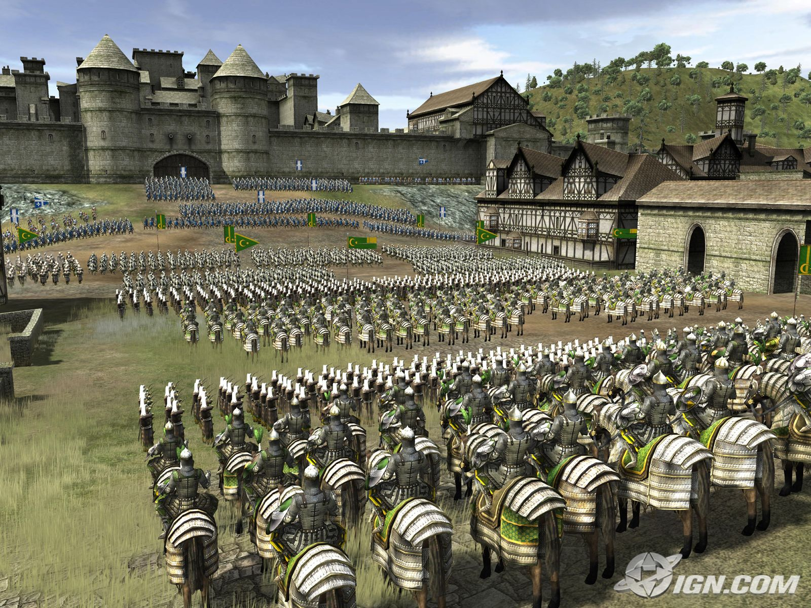 Medieval II Total War Wallpaper 1600x1200