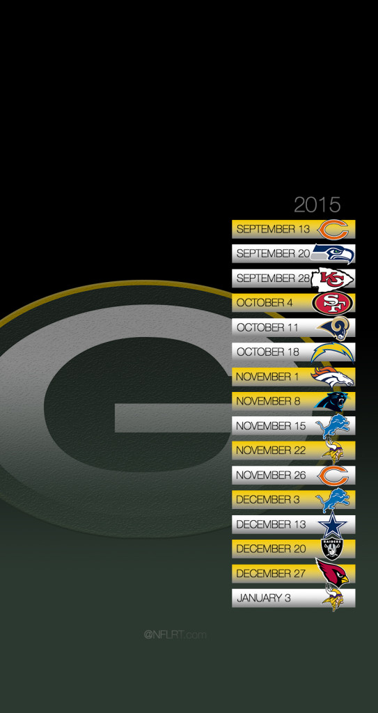 2015 NFL Schedule Wallpapers   Page 4 of 8   NFLRT 543x1024