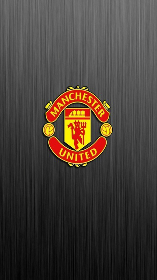 Manchester United Logo IPhone 5 HD Wallpapers 12019 Wallpaper 640x1136