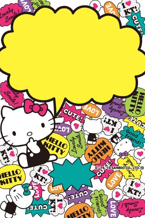 Hello Kitty Phone Wallpaper Wallpapersafari