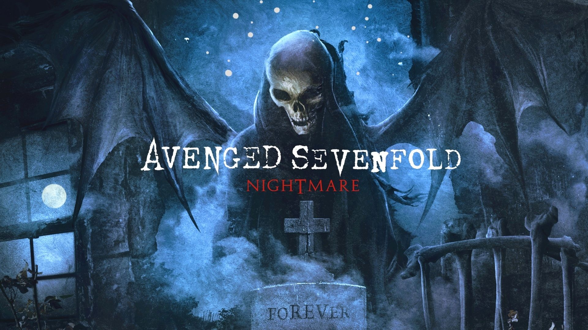 Music Avenged Sevenfold desktop wallpaper nr 54644 by 1920x1080