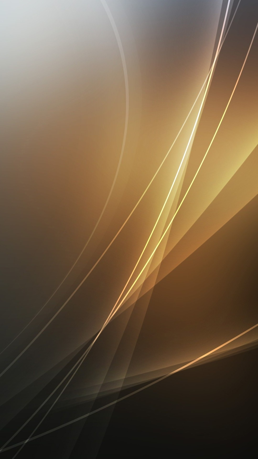 Bronze curves Mobile Wallpaper 4325 1080x1920