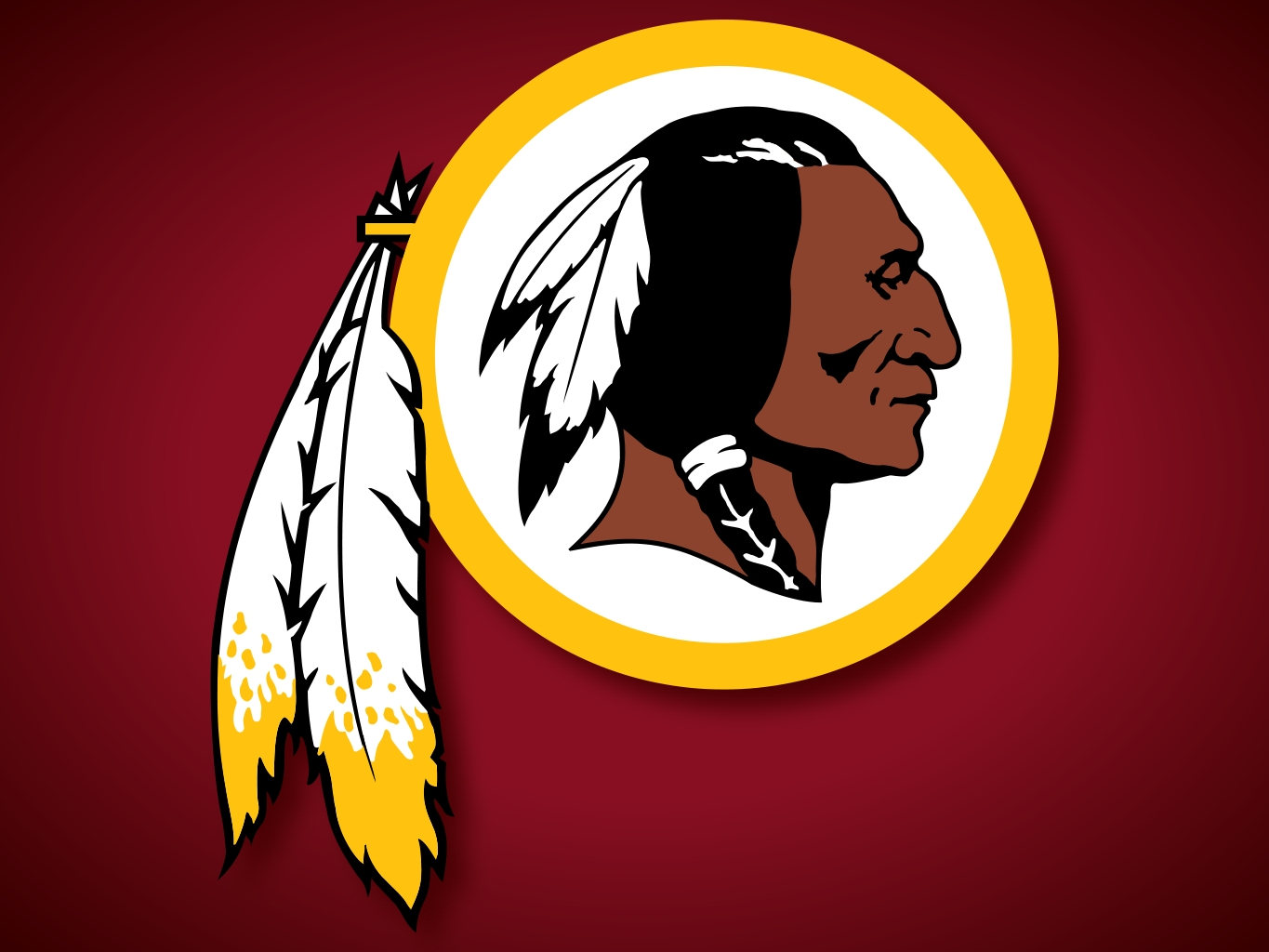 Related Pictures 10 Washington Redskins Wallpapers 1365x1024