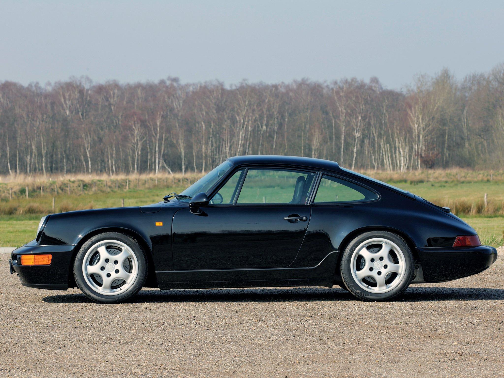1991 Porsche 911 Carrera R S Leichtbau 964 d wallpaper 2048x1536