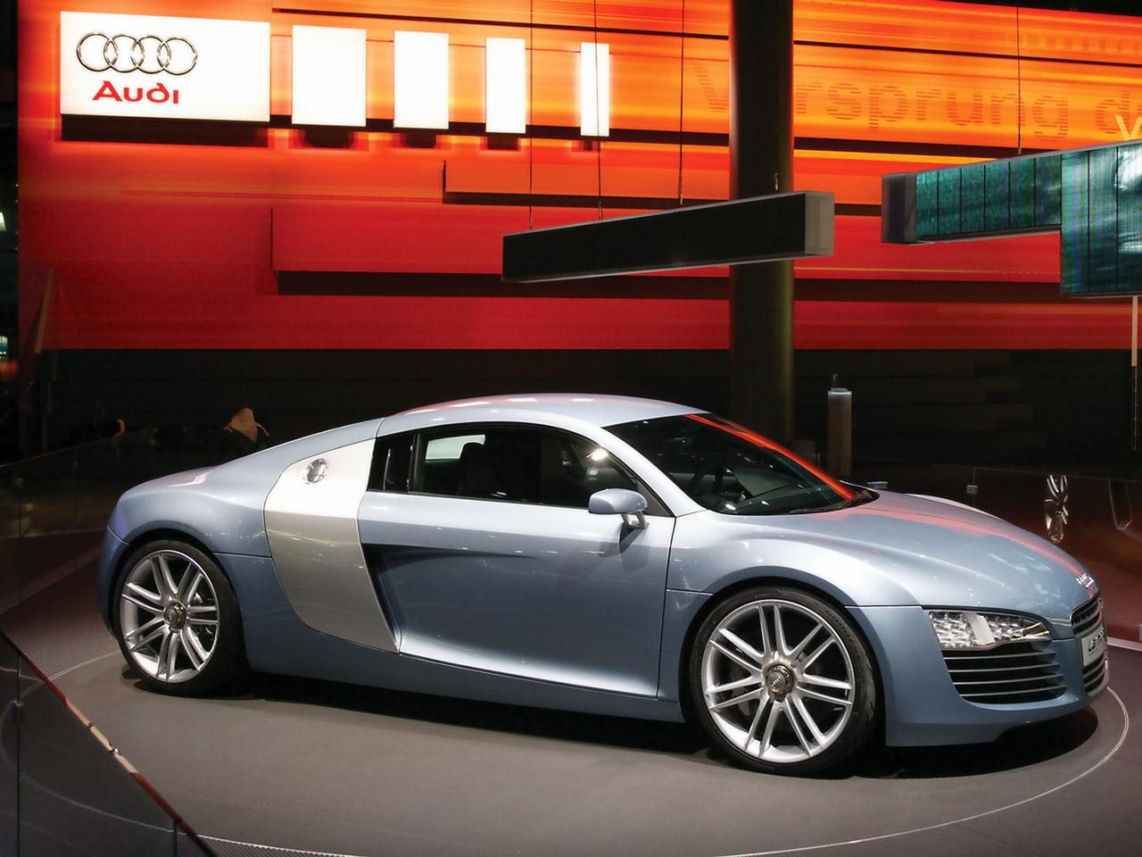 Audi LeMans Quattro Concept   Side Angle   Show   1280x960 Wallpaper 1280x960