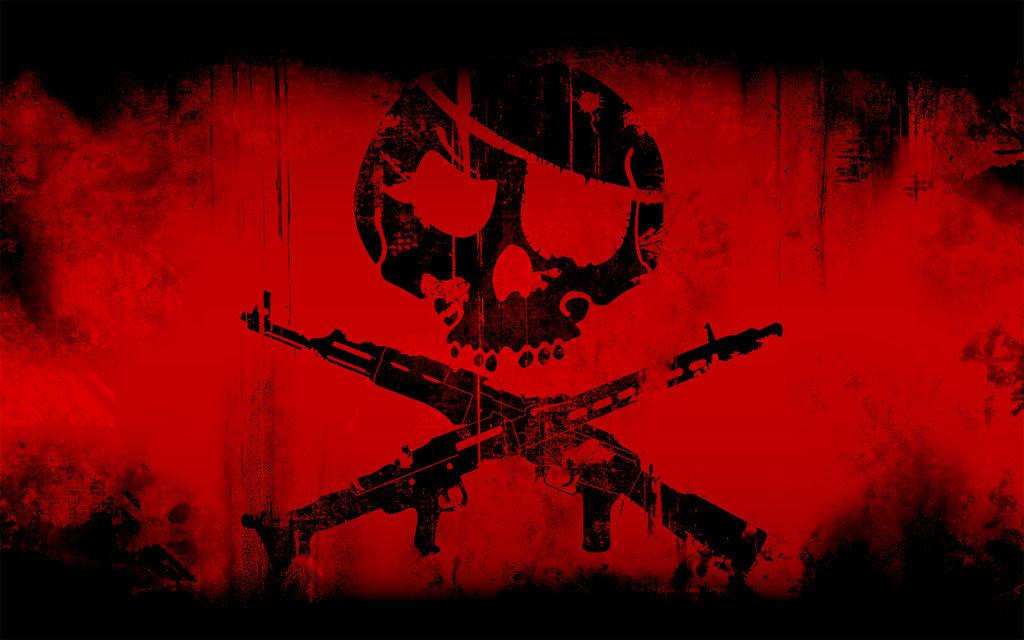 47+] Red Skull Wallpaper on WallpaperSafari