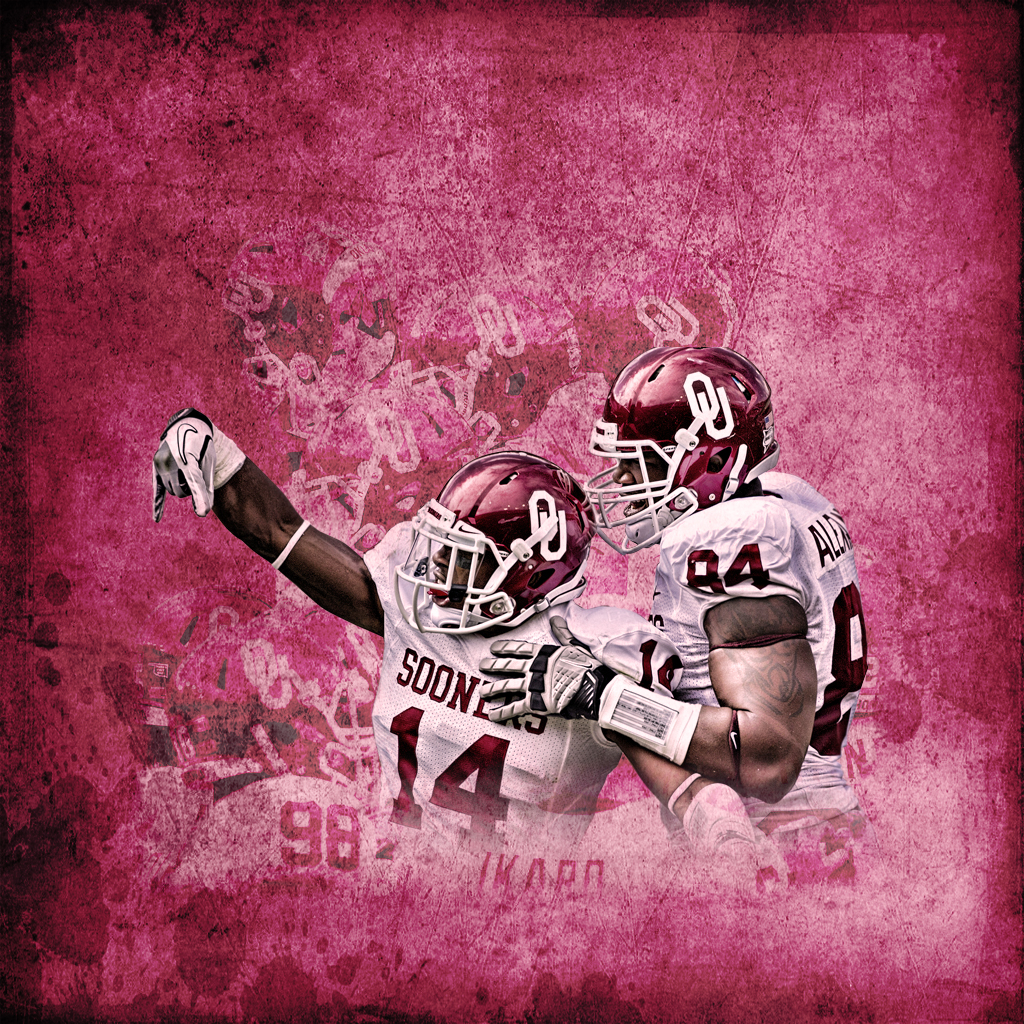 Oklahoma Sooners Wallpaper Relay Wallpaper 1024x1024