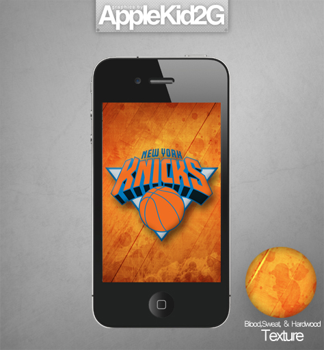 Knicks IPhone Wallpaper By TevinFields 474x512