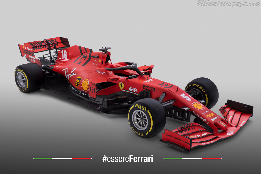 2020 Ferrari SF1000   Images Specifications and Information 1024x683
