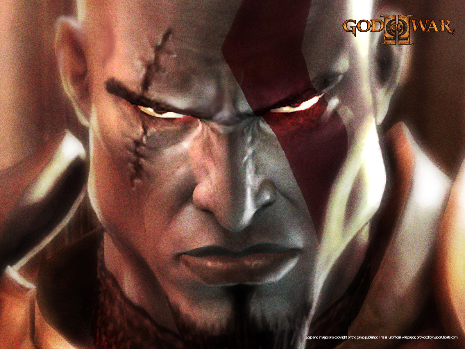 Kratos Hd Wallpaper Wallpapersafari