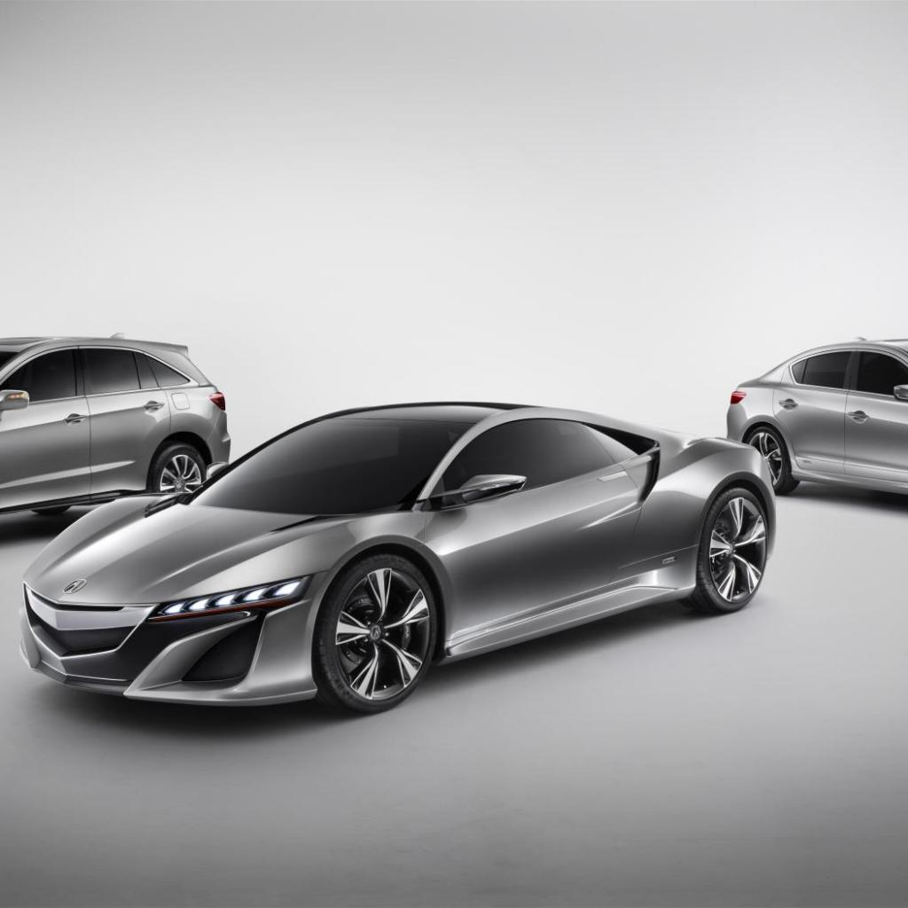 [45+] Acura NSX Wallpaper HD On WallpaperSafari
