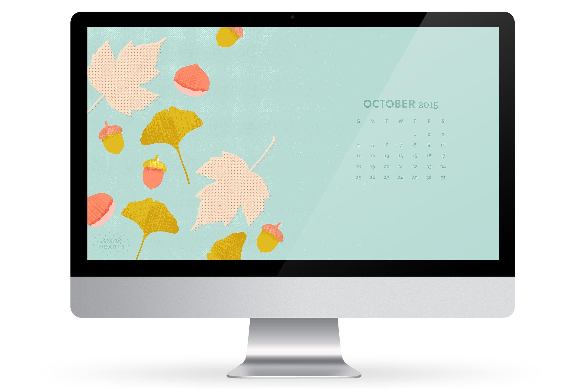 October 2015 Calendar Wallpaper Wallpapers Calendar wallpaper 2000x1334