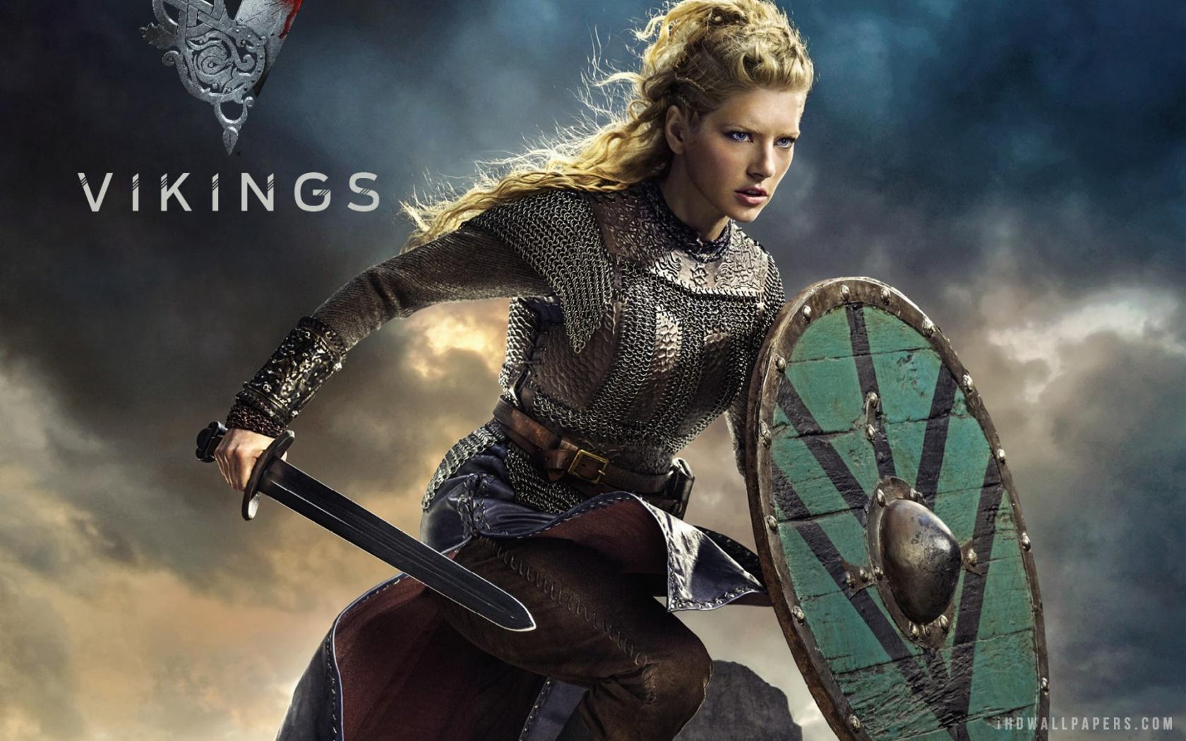 Winnick in Vikings Season 2 TV Series HD Wallpaper   iHD Wallpapers 1680x1050