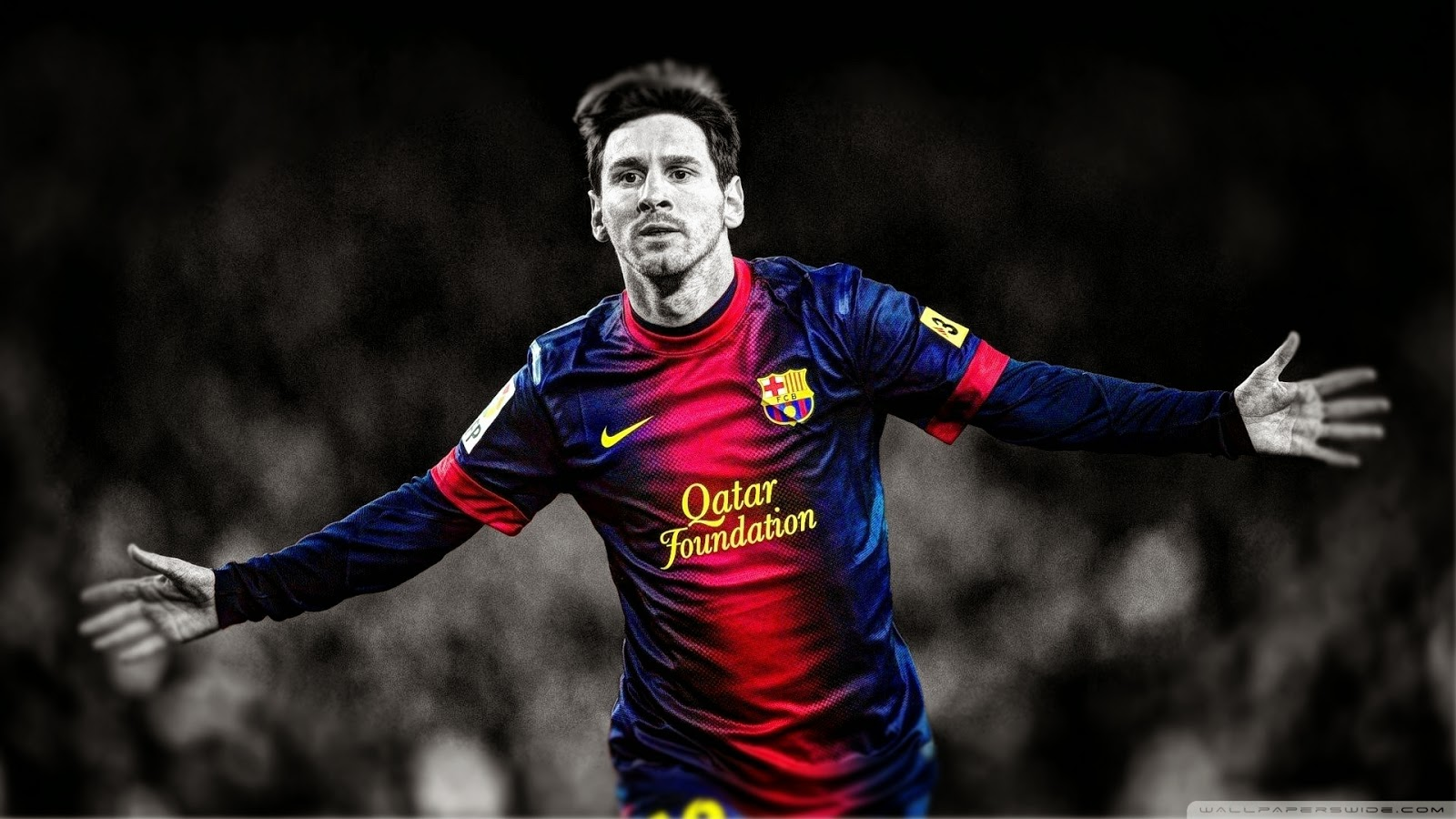 lionel2Bmessi2Bwallpaper Top 10 Lionel Messi 2015 Wallpapers 1600x900