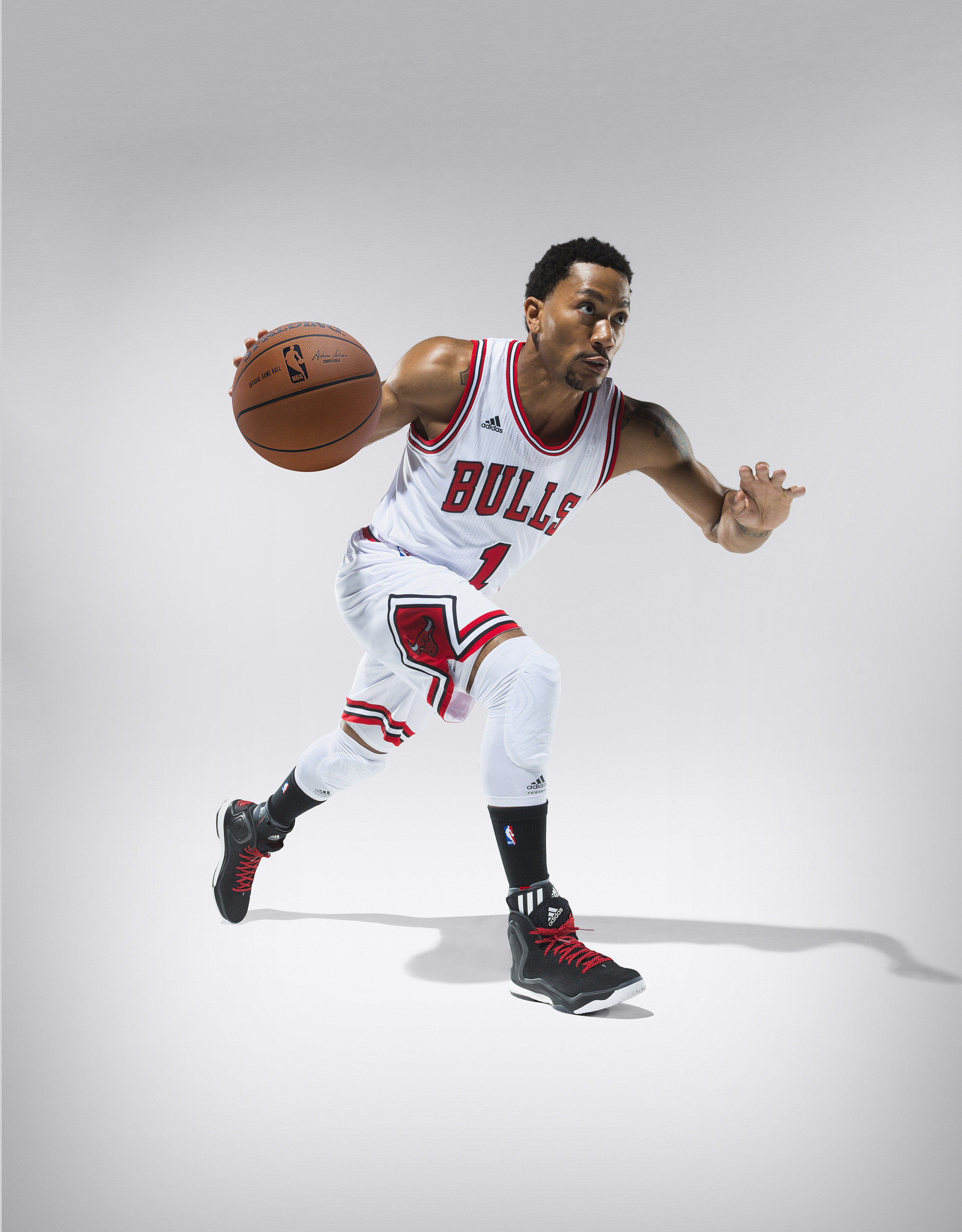 Derrick Rose 2015 Wallpapers 2031x2600