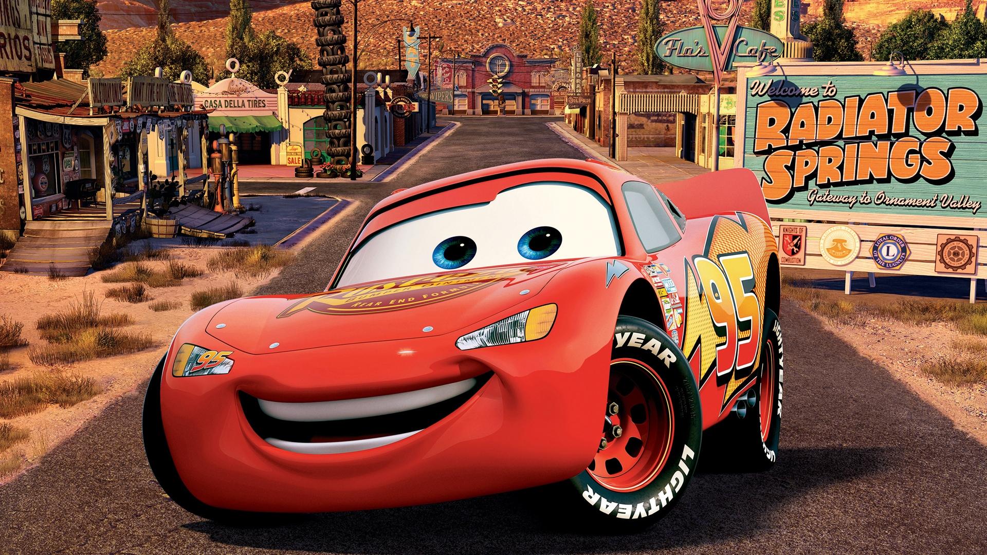 Cars 2 Lightning McQueen Wallpaper   Cars 2 Wallpaper 5000x2815 1920x1080