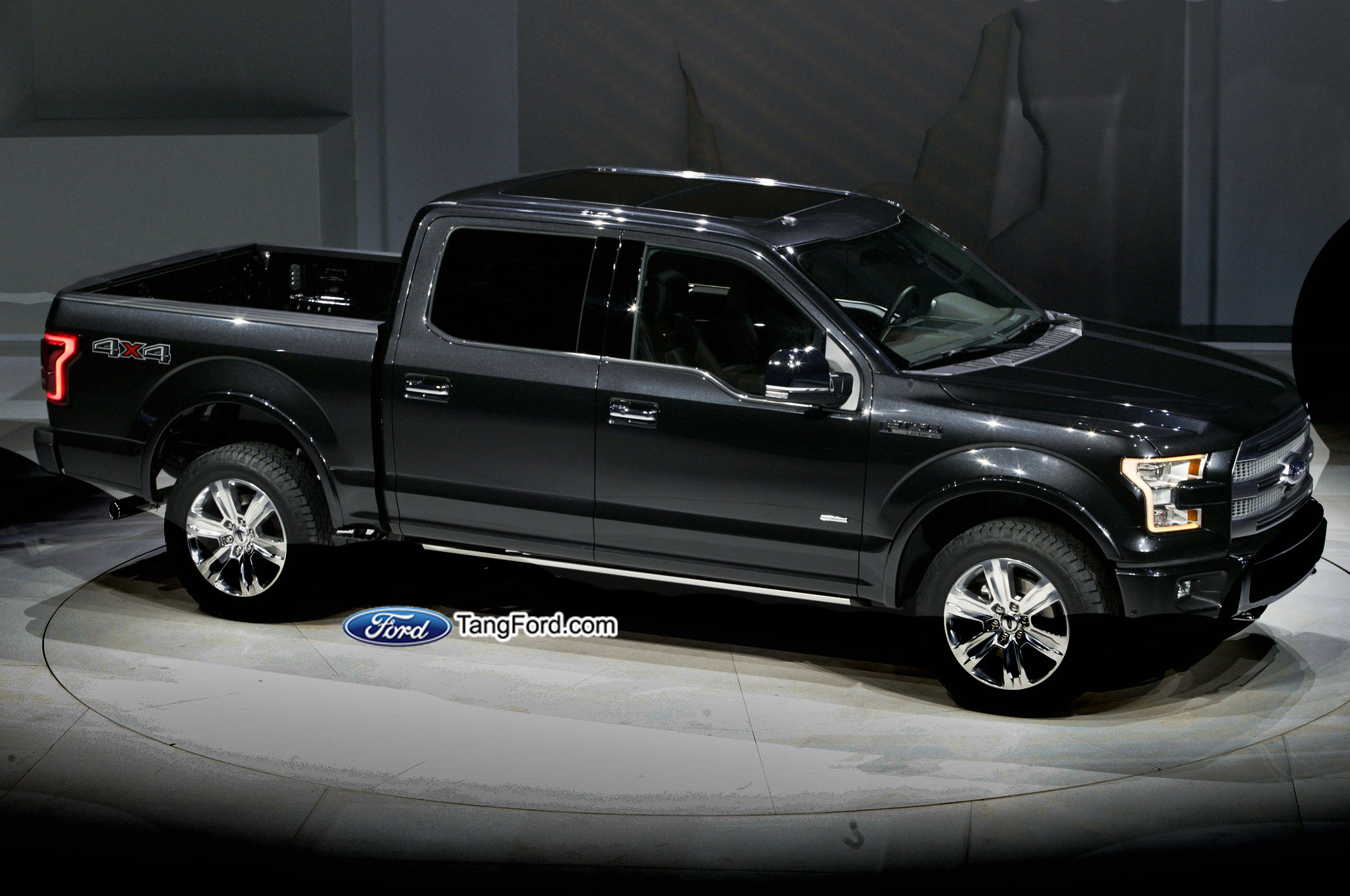 2014 f150 ftx by tuscany black sold ford of murfreesboro youtube
