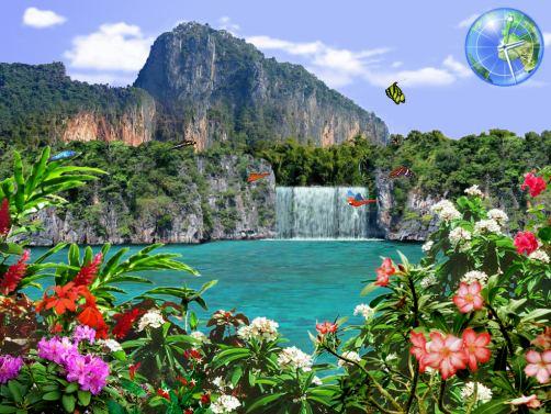 What Is The Mountain Of Butterflies HD WALLPAPER PORSCHE 502x377