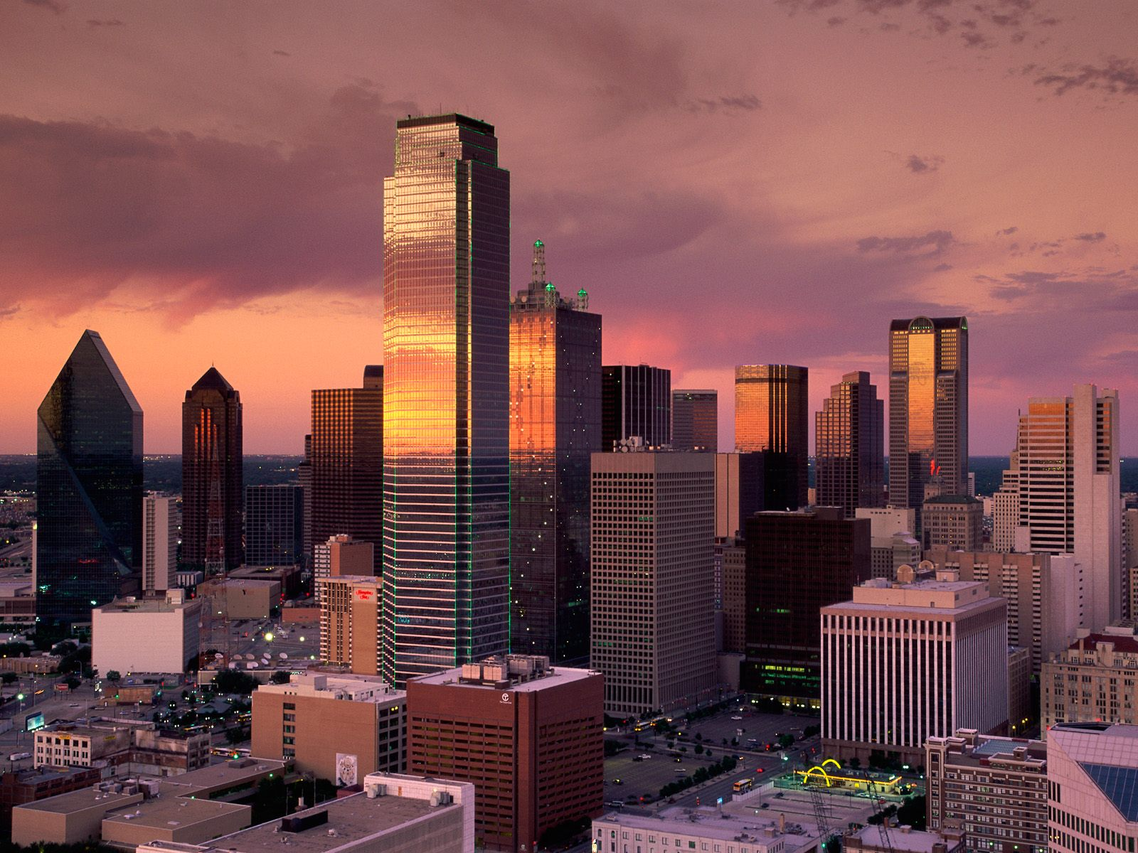 THE OFFICIAL TEXAS SKYLINE PHOTO THREAD   SkyscraperCity 1600x1200