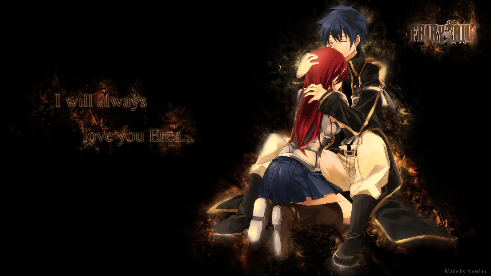Fairy Tail Wallpaper by Averlan 1600x900