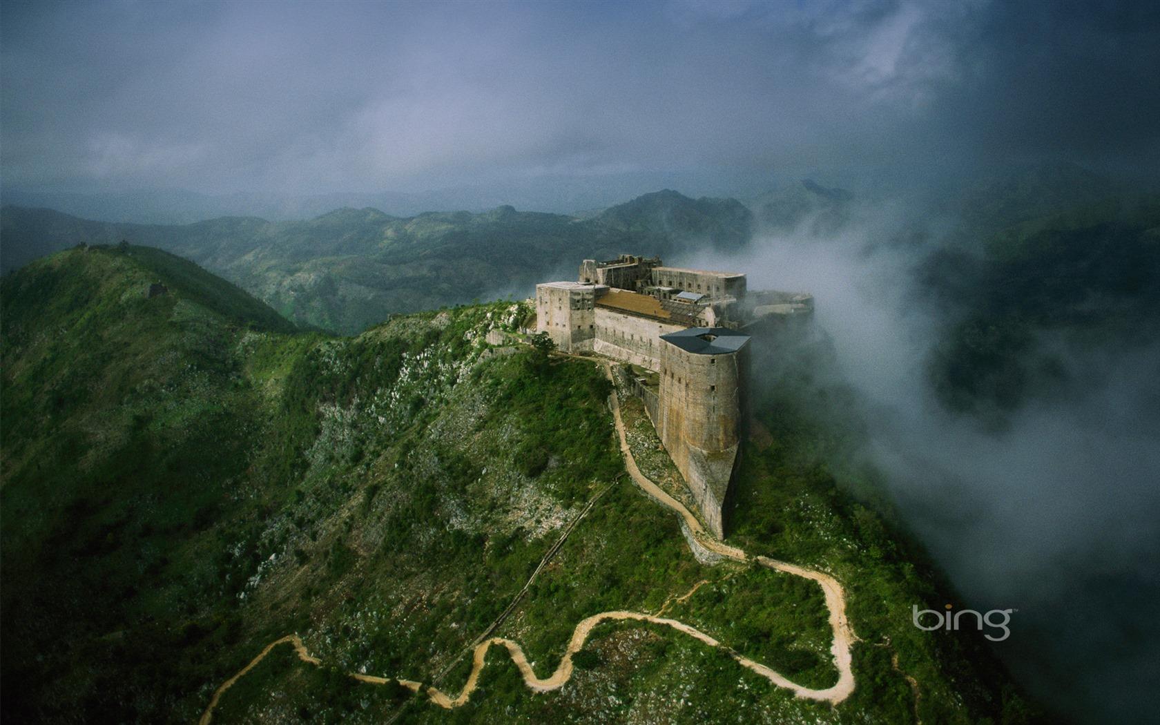 Bing Themes mountains castles widescreen HD wallpaper   1680x1050 1680x1050