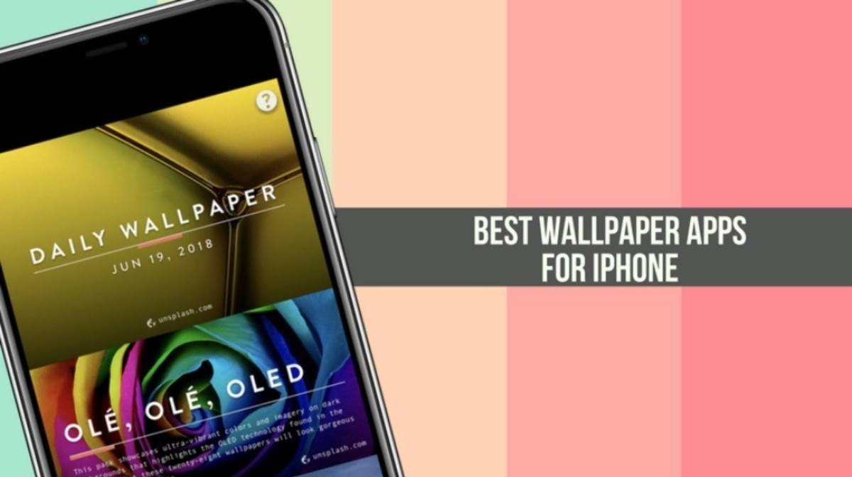 11 Best Wallpaper Apps For iPhone In 2020   Customize Your Device 1200x672