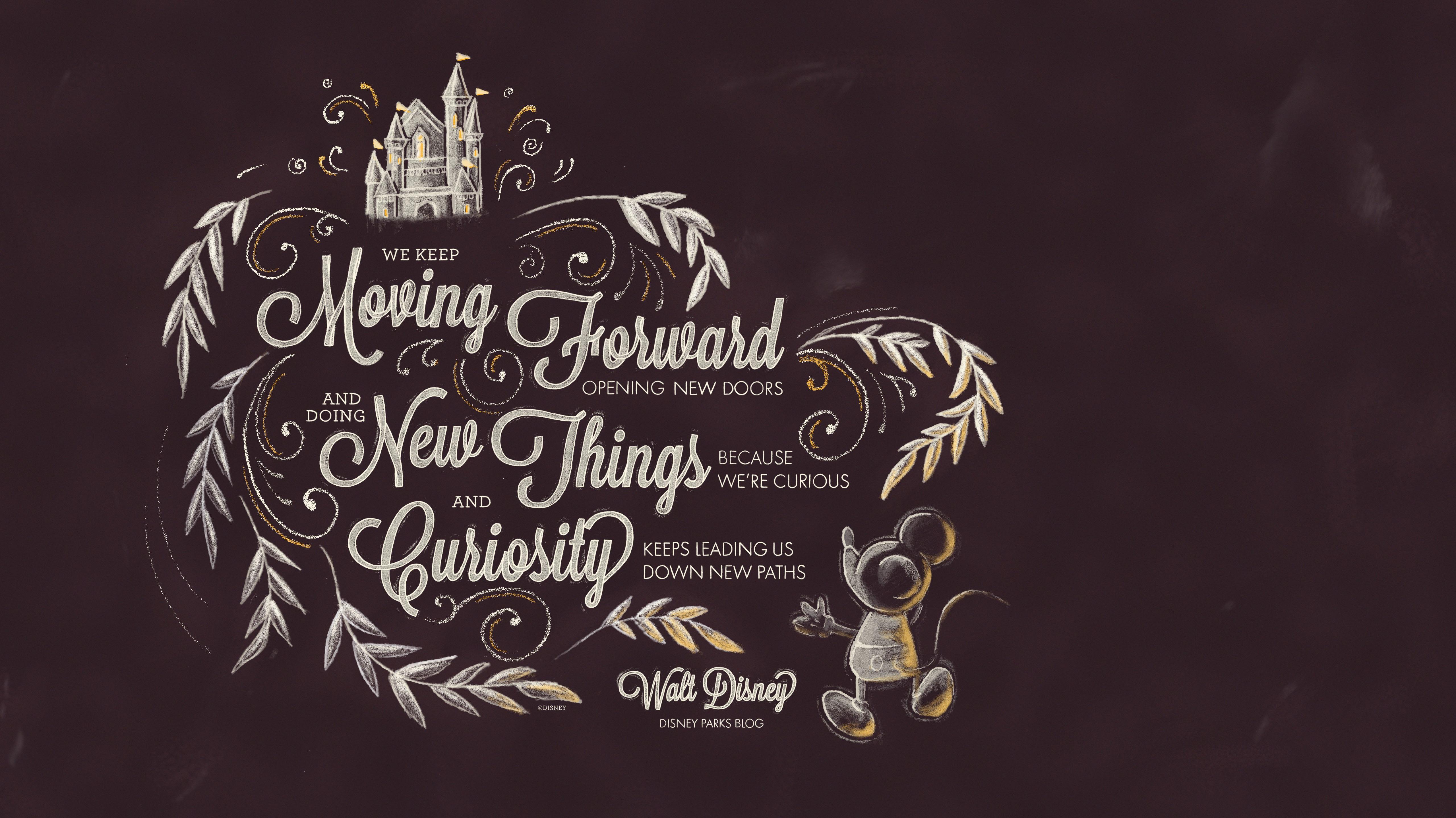 Exclusive Walt Disney DesktopMobile Wallpaper Disney Parks Blog 5120x2880