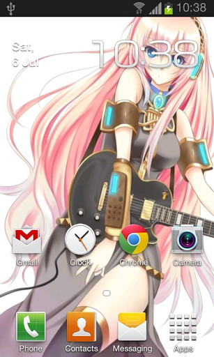 anime live wallpaper android