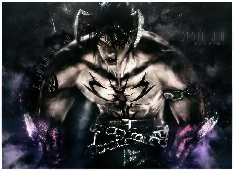 devil jin by mabbeke 790x575