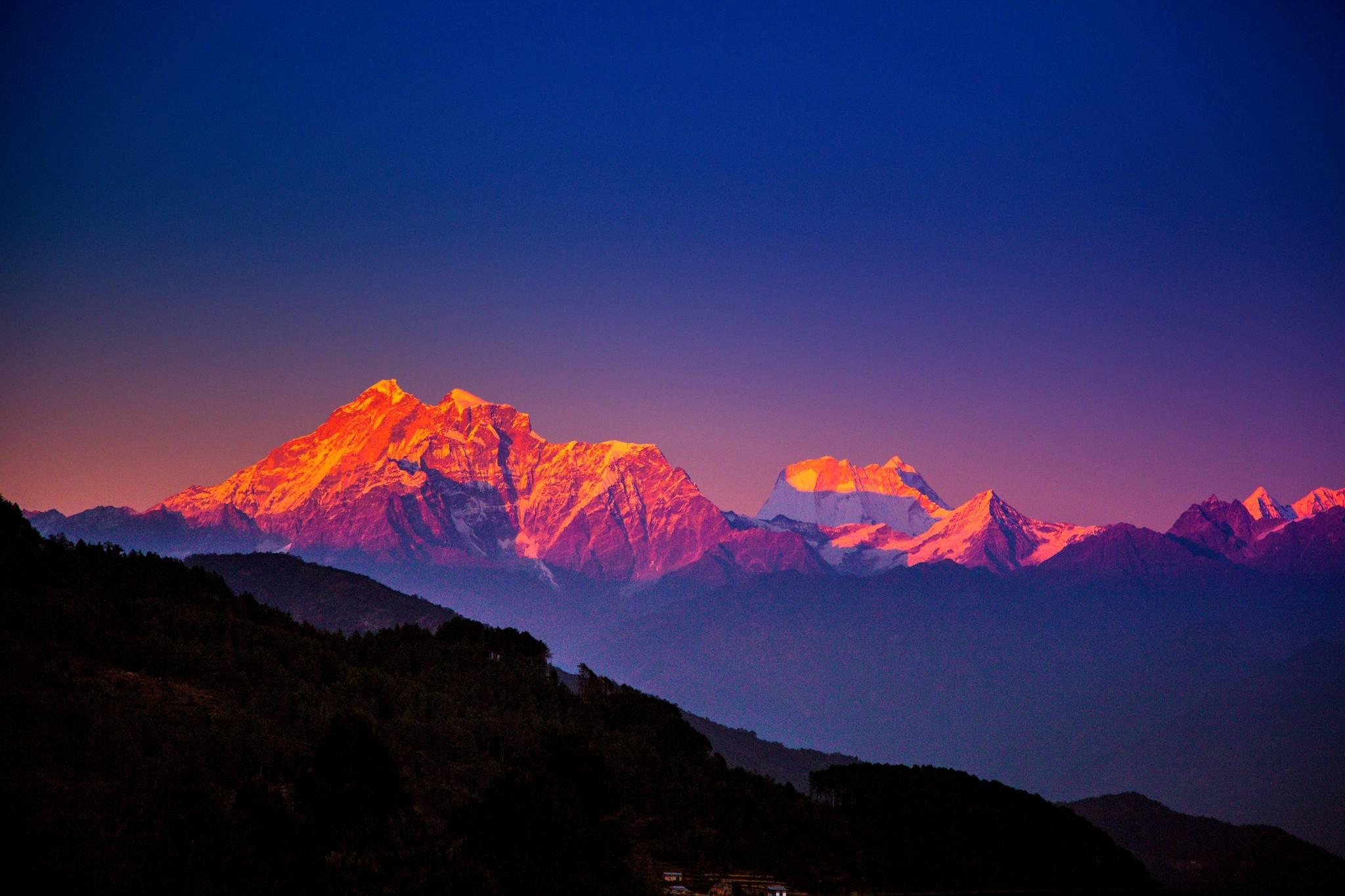 Himalayas Wallpapers 2048x1365