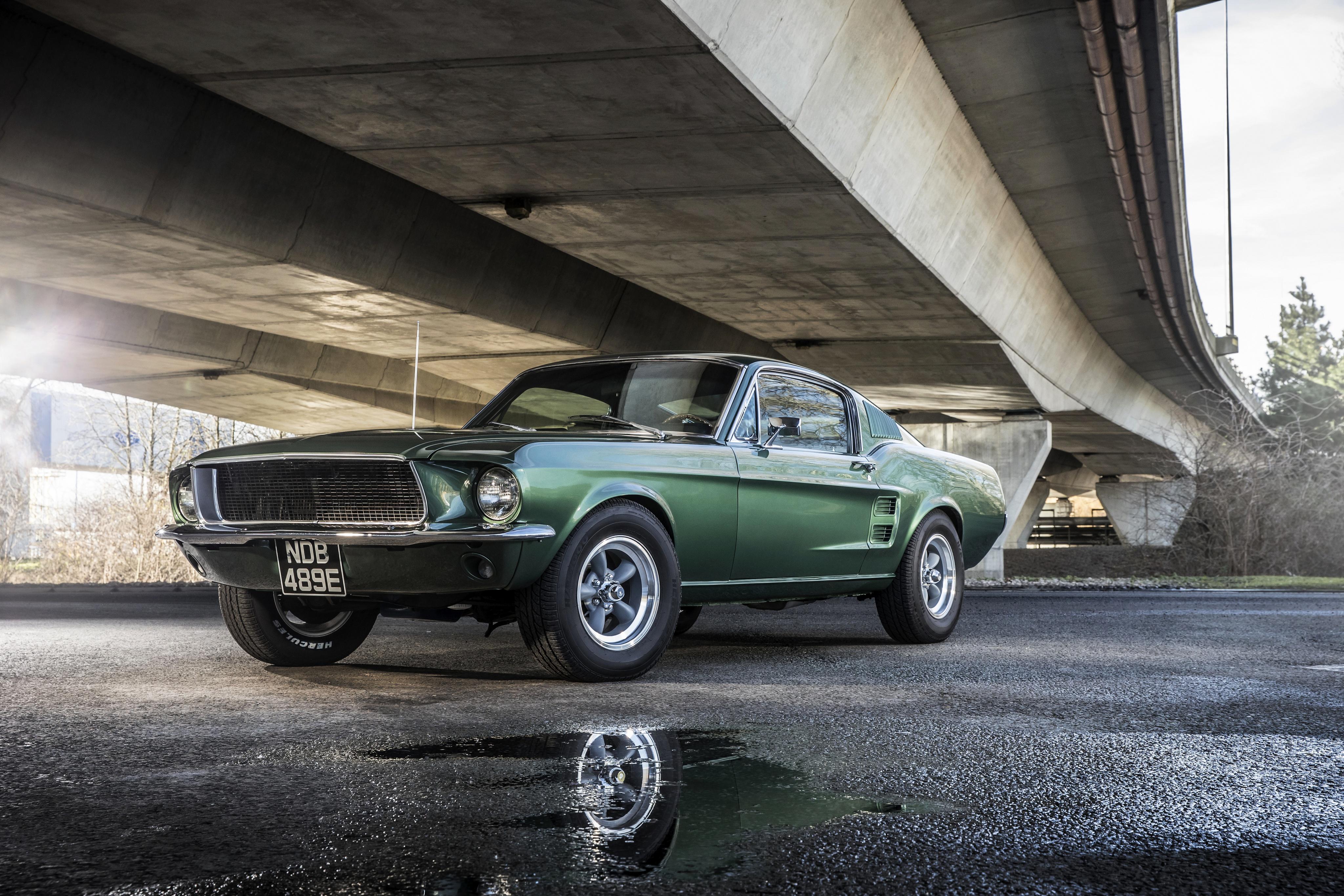 Ford Mustang Bullitt 4k Ultra HD Wallpaper Background Image 4096x2731