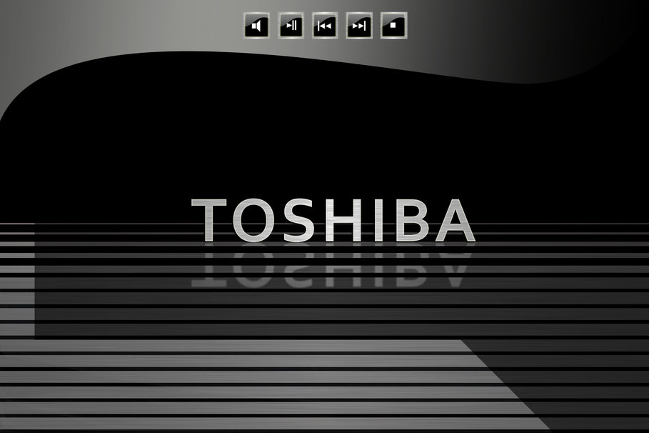 how to change wallpaper on toshiba laptop